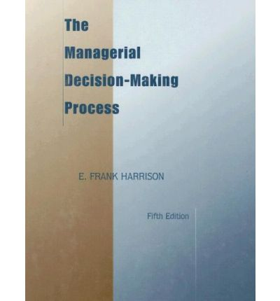 decision making process in managerial economics pdf