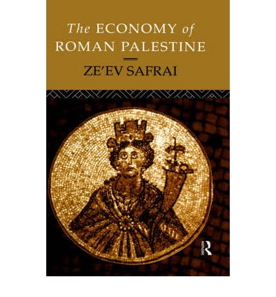 The Economy of Roman Palestine