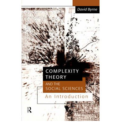 complexity theory Complexity theory as a tool for understanding and coping with ethnic conflict and development issues in post-soviet eurasia walter c clemens, jr.