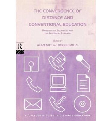 Scarica libri Kindle Kindle senza carta di credito The Convergence of Distance and Conventional Education : Patterns of Flexibility for the Individual Learner (Italian Edition) PDF DJVU