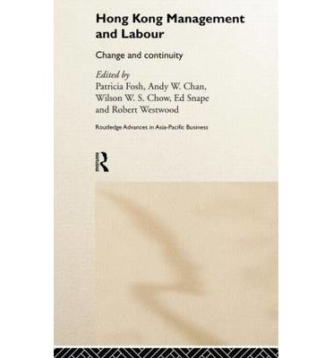 Hong Kong Management and Labour