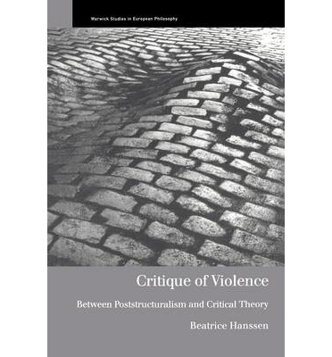 critique of violence Complex examination of violence not for kids read common sense media's a history of violence review, age rating, and parents guide.
