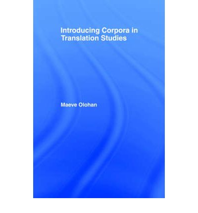 use of corpora in translation studies autos weblog