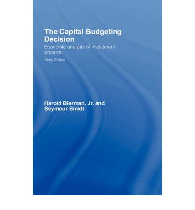 Open source textbooks download The Capital Budgeting Decision : Economic Analysis of Investment Projects in Finnish PDF RTF DJVU