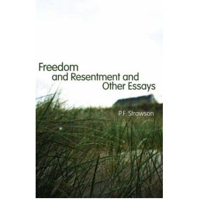 strawson freedom and resentment and other essays on abortion