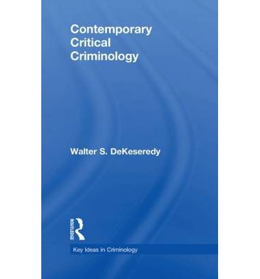 critical criminology Critical criminology 11054 likes 357 talking about this laws are like cobwebs, which may catch small flies, but let wasps and hornets break.