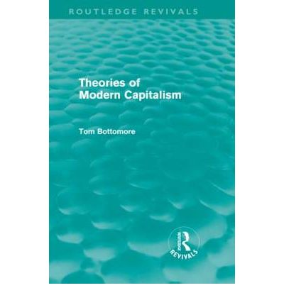 the beginnings of modern capitalism Cambridge, united kingdom -i am often asked if the recent global financial crisis marks the beginning of the end of modern capitalism it is a curious question, because it seems to presume that there is a viable replacement waiting in the wings.