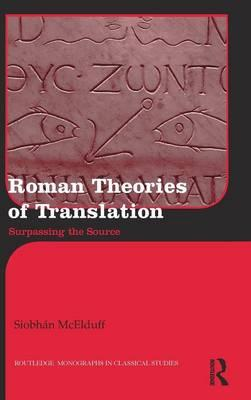 Roman Theories of Translation