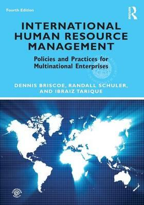 international human resources management International human resource management: managing people in a multinational context, 6th edition peter j dowling - victoria university of wellington, new zealand.