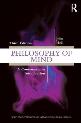 philosophy of the mind It seems philosophy and science have circled around themselves to return to the same house on the cul-de-sac consciousness or mind is not matter but even quantum mechanics is having a hard time describing consciousness.