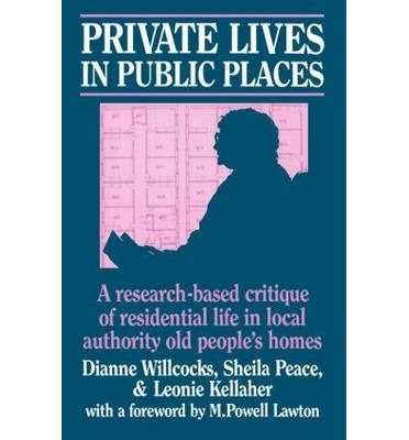 public figures private lives essay