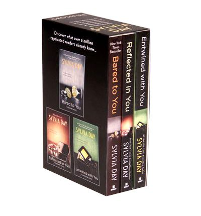 Sylvia Day Crossfire Series Boxed Set