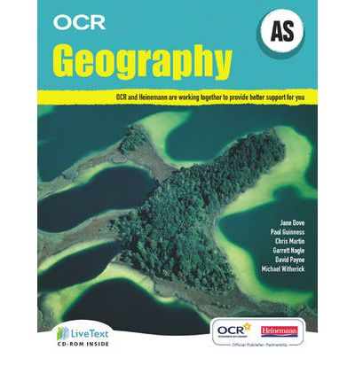 AS Geography for OCR Student Book with LiveText for Students