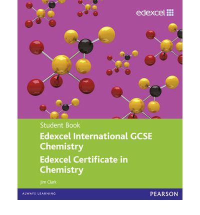 Edexcel International GCSE Chemistry Student Book with ActiveBook CD