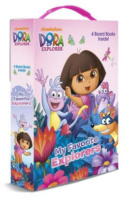 Dora the Explorer: My Favorite Explorers