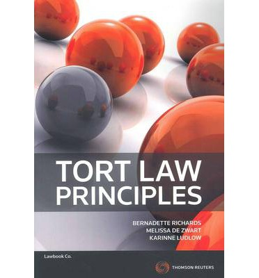 Basic Principles of Tort Supported by Case Law