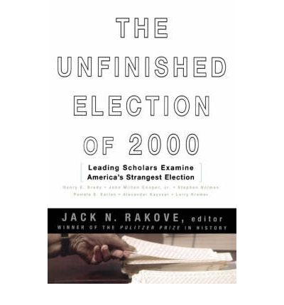 election of 2000 essay