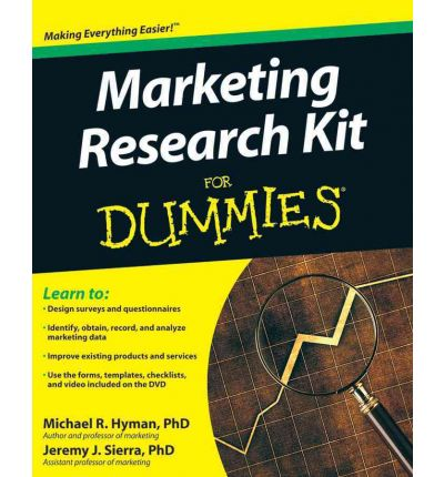 market research for dummies