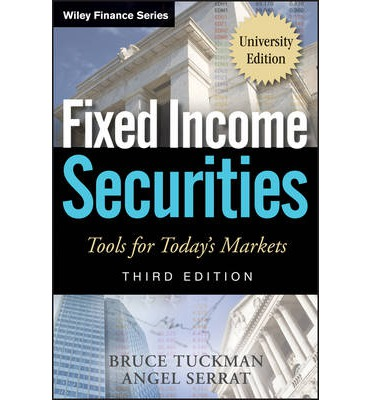 Fixed Income Securities : Bruce Tuckman : 9780470904039