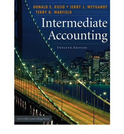 chapter 14 solutions to problems kieso intermediate accounting 13th edition Intermediate accounting ifrs edition-2nd questions & solutions chapter 14  non-current liabilities donald (all  be14-13 on january 1, 2015, henderson  corporation retired $500,000 of bonds at 99  exercises 689 (b) show the  proper statement of financial position presentation for the liability for.