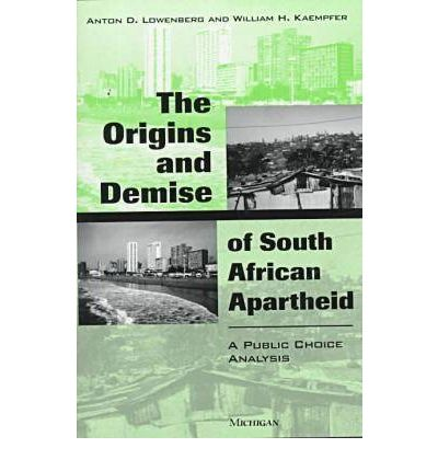 an analysis of the origins of apartheid in south africa Apartheid describes a system of laws and policies of total racial segregation in south africa that began in 1948,  and british origins.