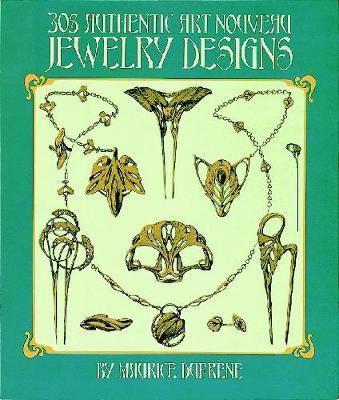 305 Authentic Art Nouveau Jewelry Designs
