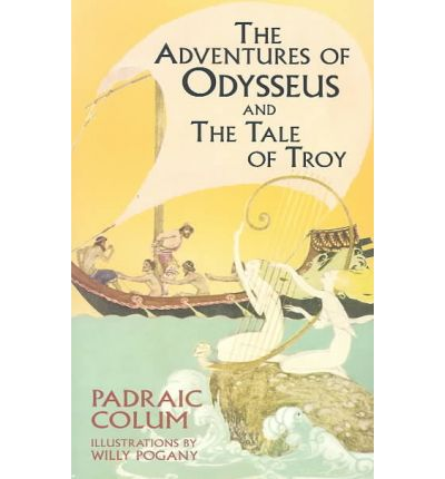 the adventure of odysseus 1 odysseus and his fleet leave troy 2 odysseus and his crew land on ismarus/ismara on the coast of thrace, where they sack the city they engage in battle with the ciconians.
