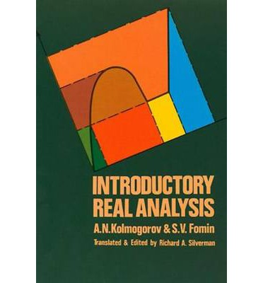 Introductory Real Analysis