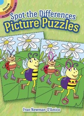 Spot the Differences Picture Puzzles