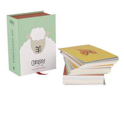 Chineasy 100 Postcards