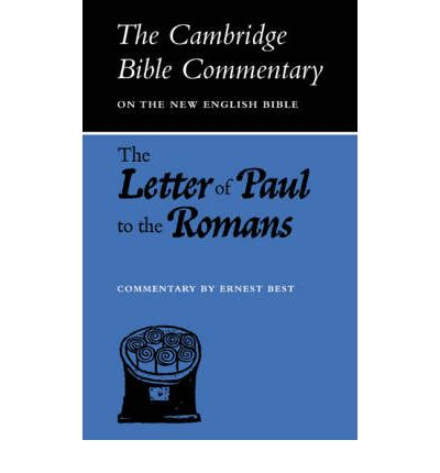 EPISTLE OF ST. PAUL TO THE ROMANS