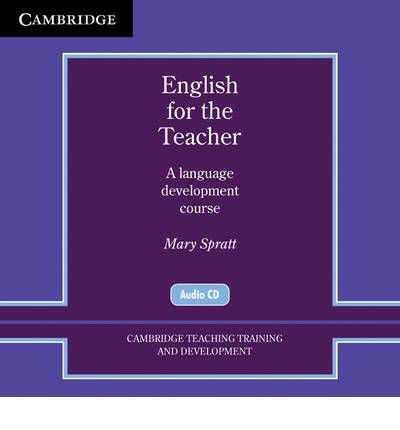 English for the Teacher Audio CDs (2)