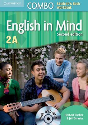 English in Mind Level 2A Combo A with DVD-ROM: Level 2