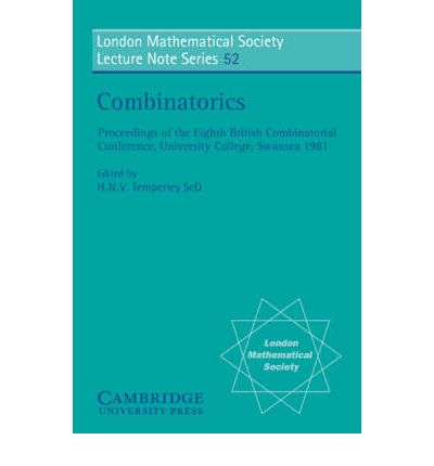 combinatorics lecture notes There 4 main areas in math competitions: algebra, combinatorics, geometry,  and number theory for each area, we selected six samples of lectures notes.