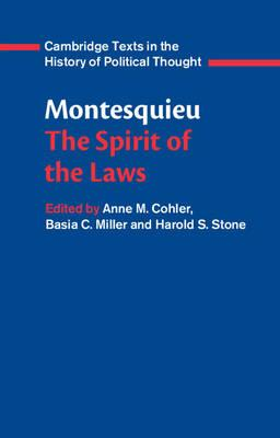 a political thought on the spirit of laws by montesquieu Political theory hobbes, locke, montesquieu study guide by nata1ie  without great thought) -laws should be created and  through the spirit of.
