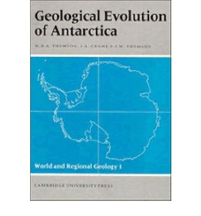 Buon download di libri Geological Evolution of Antarctica : 5th International Symposium on Antarctic Earth Sciences : Papers 9780521372664 in Italian PDF by Michael Robert Alexander Thomson, J. Alistair