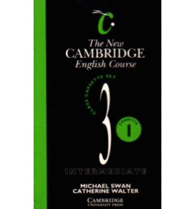The New Cambridge English Course 3 Class Audio Cassette Set (3 Cassettes): Class Cassette Set Level 3