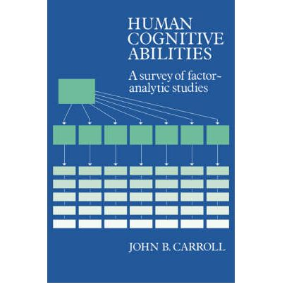 Human Cognitive Abilities