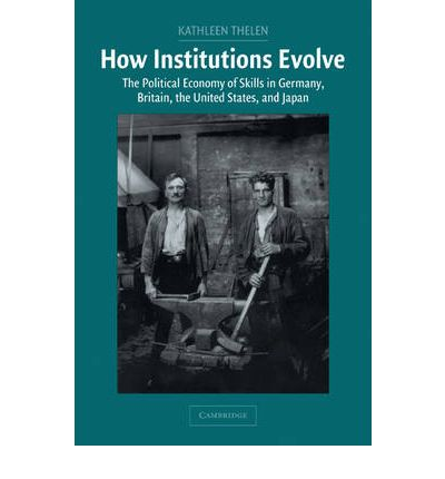How Institutions Evolve