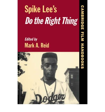 do the right thing by spike lee analysis symbolism essay Today marks the 25th anniversary of spike lee's film do the right thing, listed by the late, great critic roger ebert as one of america's greatest movies.