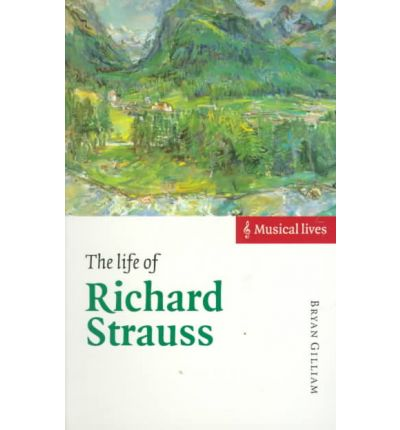 an overview of life of richard strauss