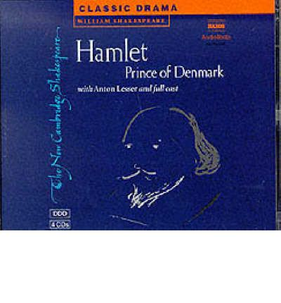 Hamlet, Prince of Denmark 4 Audio CD Set: Prince of Denmark