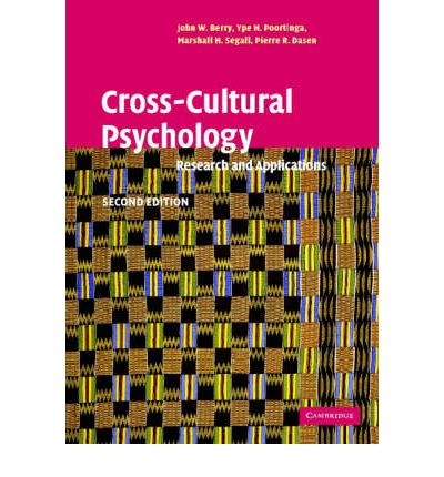 cross cultural psychology Psychology definition of cross-cultural psychology: a department of psychology which examines likeness and difference in human actions spanning various cultures and recognizes the varying.