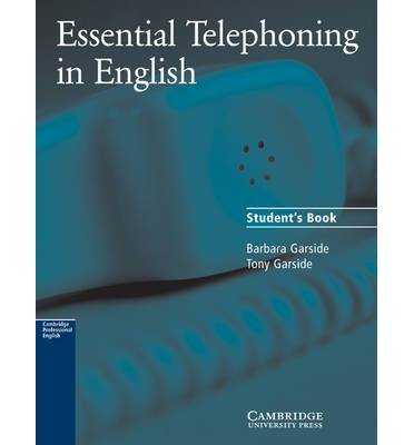 Essential Telephoning in English Student's Book