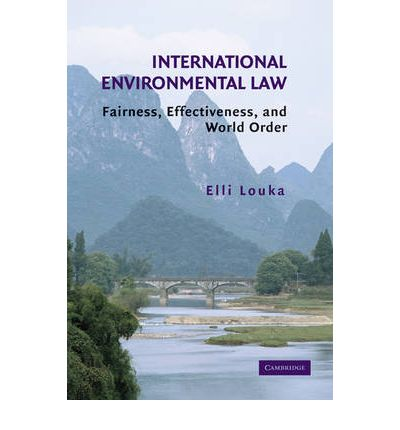 on international environmental law book summary Review of european community and international environmental law | each  issue of this international environmental law and policy journal contains: articles .