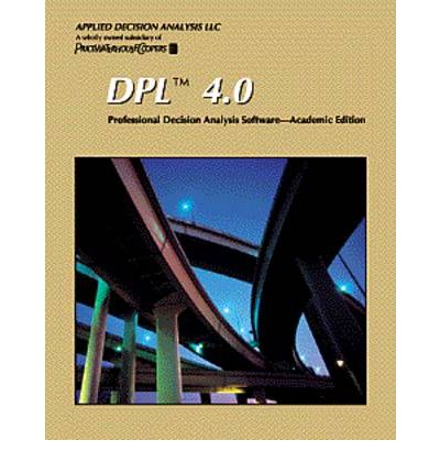 download book dpl 40 professional decision analysis