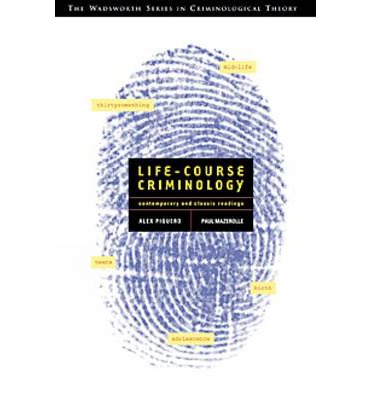 Life course theory of criminology