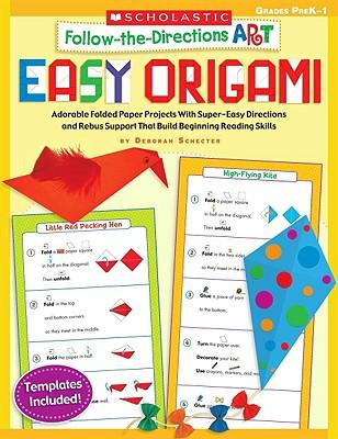 Follow-The-Directions Art: Easy Origami