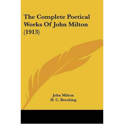 the poetical works of john milton Title: the poetical works of john milton (6 vols, complete) author: john milton, henry john todd (ed) publisher: london, printed for j johnson, wj and j.