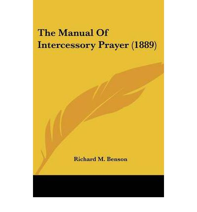 Intercession Prayer Manual